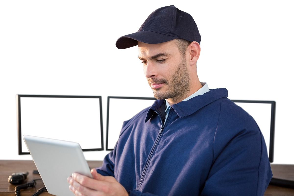 Monitoring GPS w ochronie mienia ruchomego